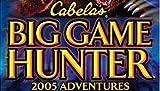 Cabela's Big Game Hunter 2005 Adventures (PS2) [Importación Inglesa]