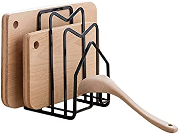 Anngy Chopping Board Organizer Stand