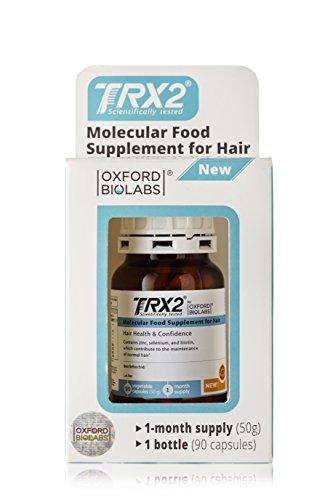 TRX2Tratamiento Molecular Pérdida de cabello natural