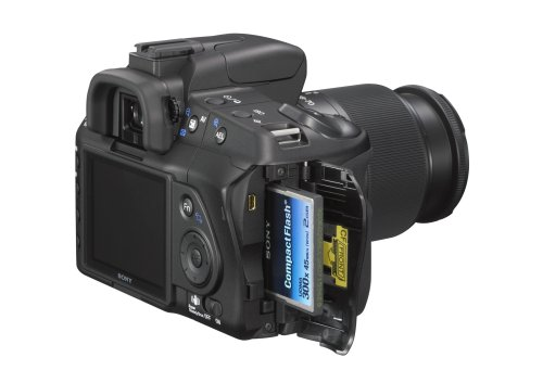 Sony DSLR-A200 - Cámara digital (Auto, Nublado, Modos ...
