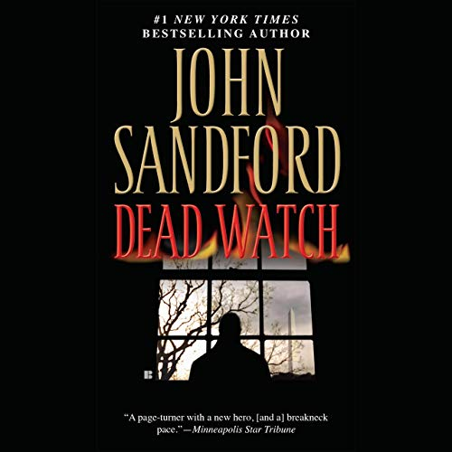 Dead Watch Audiobook By John Sandford cover art