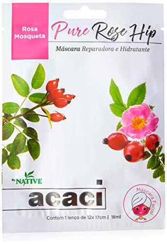 Máscara Facial de Rosa Mosqueta, Native