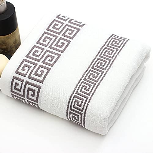 Toallas de baño de algodón Toalla de playa para adultos Absorbente toalla de baño conjuntos hombres mujeres toallas básicas 70x140cm