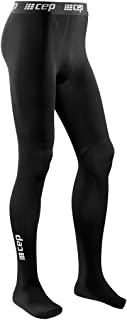 CEP Recovery Compression Leggings for Men Men's Recovery Pro Tights, Black IV