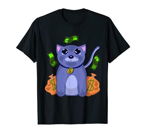 Mittens the Money Maker T-Shirt