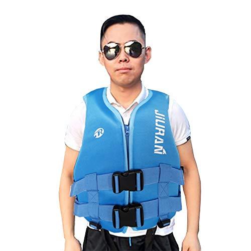 Schwimmweste für Erwachsene/Kinder Kinder Floatjacke Weste Schwimmen Training Floating Badeanzug Auftriebsbadewanne Schwimmenhilfe Weste,S
