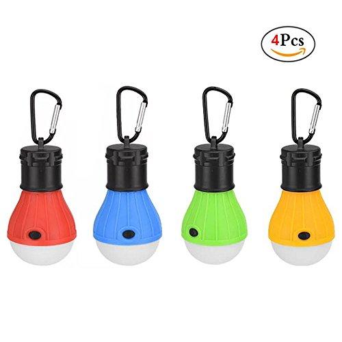 Wolike Lámpara LED para Tienda de Campaña