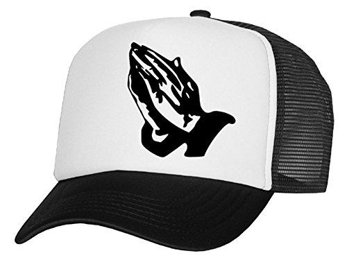 Tedd Haze – Casquette en maille Praying Hands