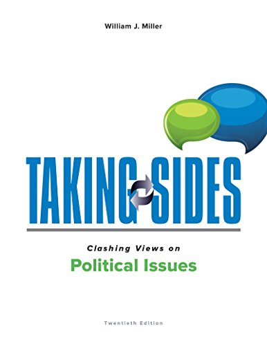 Miller, W: Taking Sides: Clashing Views on Political Issues