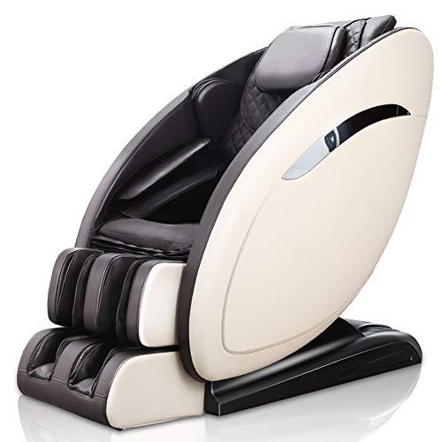 YXRPK 9 Programme Zero Gravity Magnetic 3D Massagesessel Professionelle Relax Shiatsu Sessel Ionisator und Heizung