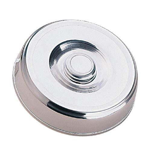 Vogue E893 Housse de plaque en aluminium, 20,3 cm, Argent