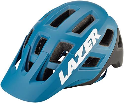 Lazer Coyote Mate (S) fietshelm voor volwassenen, unisex, blauw (blauw)