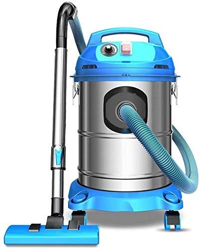 Hogar Aspirador / Agua de vacío limpiador de filtro, seco y húmedo y que soplan, 1200W de alta potencia Super Strong, ajustable succión, cable de 5 m de potencia, adecuado for el cabello de la alfombr