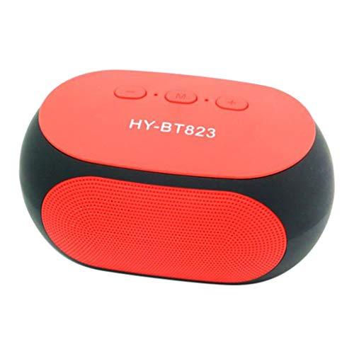 OPAKY BT823 Super Bass Tragbarer Drahtloser Bluetooth Freisprechlautsprecher für iPhone, Samsung usw.