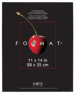 MCS 11x14 Inch Format Frame, Black (12443) (B00009R8NL) | Amazon price tracker / tracking, Amazon price history charts, Amazon price watches, Amazon price drop alerts