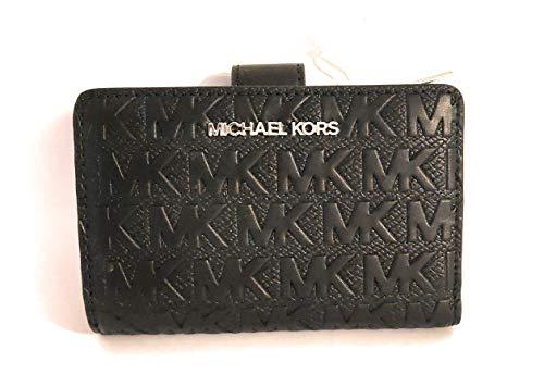 Michael Kors Women's 35T0GTVF6Y Billfold, White, Small