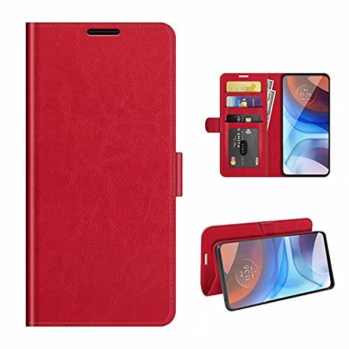 Coque OnePlus 9R R64 Funda Unilateral Izquierda y Derecha para teléfono móvil OnePlus 9R R64 Funda Protectora-Rojo