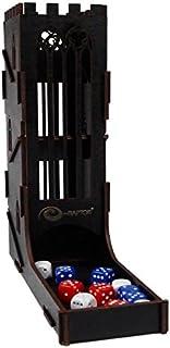 e-Raptor ERA31793 - Gioco da tavolo a forma di torre, colore: Nero/Blu