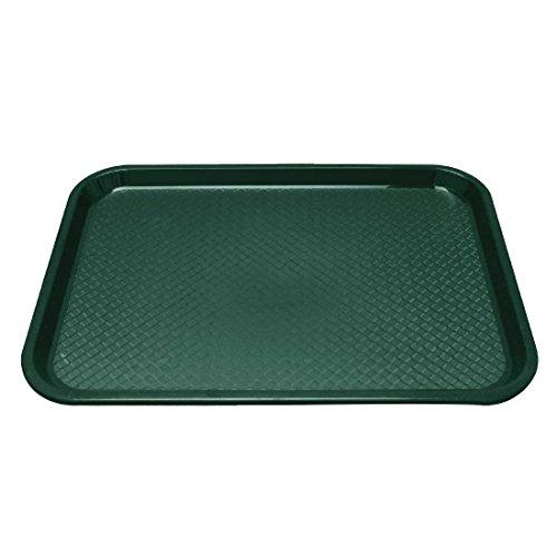 Olympia Kristallon Foodservice Tablett Waldgrün - 305x415mm