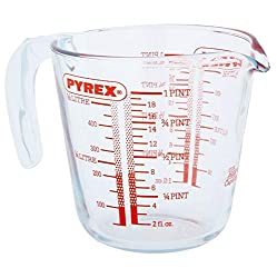 Pyrex Messbecher
