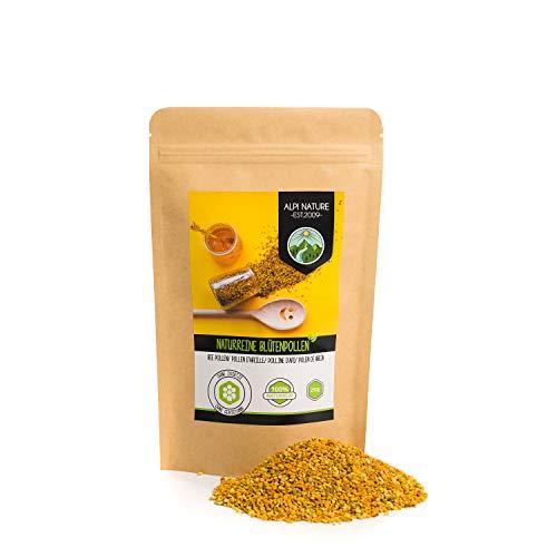 Polen de abeja (250g), natural puro, seco, sin aditivos de polenil, de la producción de la UE