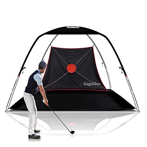GALILEO Driving Range Golf Net Golf Hitting Nets Training Aids Practice Nets 12