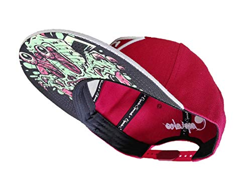Capiche [38 VARIATIONEN] Special Series Snapback Cap - Kappe - One Size - Unisex - Herren - Damen