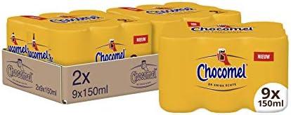 Chocomel Chocolademelk 2 x 9 x 150 ML
