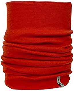 Janus 100% Merino Wool Neck Gaiter Neck Warmer Loop Scarf. Machine Washable. Made in Norway