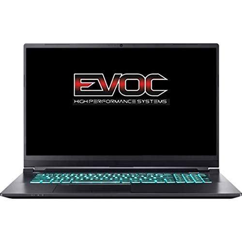 EVOC High Performance Systems PC702B 17.3″ FHD 144Hz, 2.2 GHz i7-10870H, RTX 3070