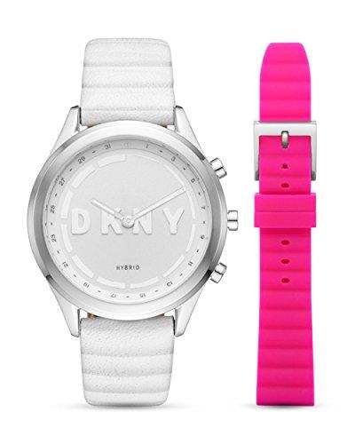DKNY Minute Set mit Hybrid-Smartwatch & Wechselarmband NYT6103