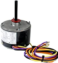 51-21826-01 - OEM Upgraded Rheem Condenser Fan Motor 1/5 HP 208-230 Volts 1075 RPM
