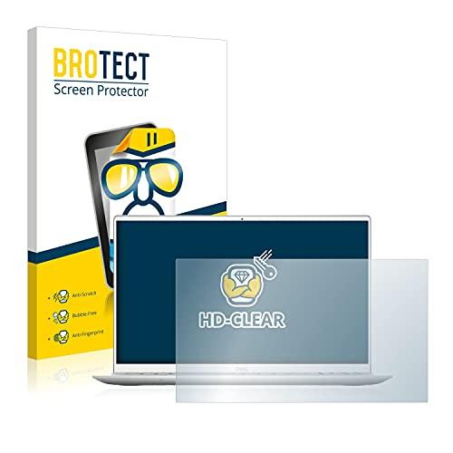 BROTECT Schutzfolie kompatibel mit Dell Inspiron 14 7000 Non-Touch klare Bildschirmschutz-Folie