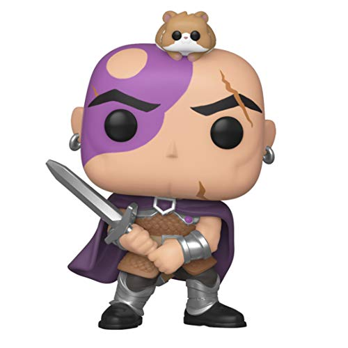 Funko- Pop Games: Dungeons & Dragons-Minsc & Boo Collectible Toy, Multicolor, Talla Única (45115)