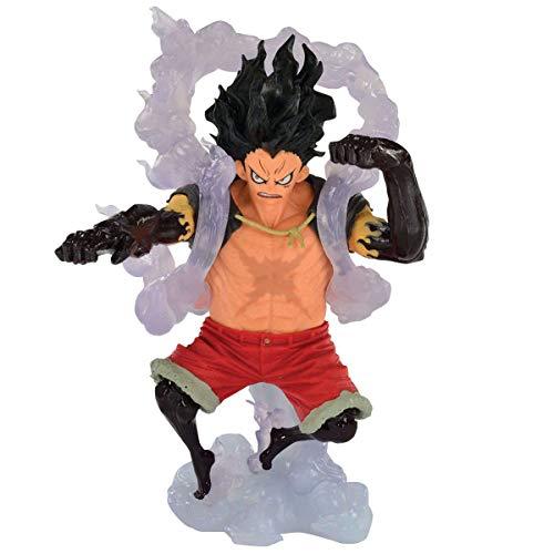 Figure Bandai Banpresto One Piece King Of Artist - The Snakeman Ref. 34633/34634 Multicor