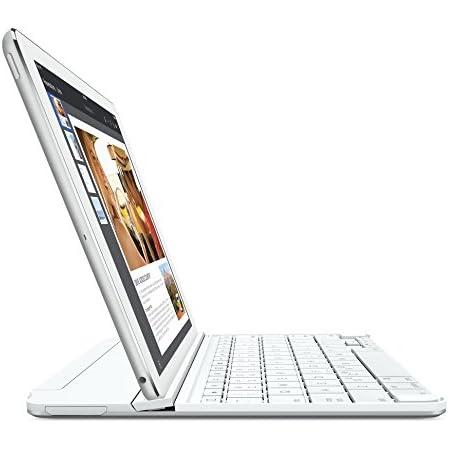 Logitech Ultrathin - Teclado con Acoplamiento magnético para Apple iPad, Blanco