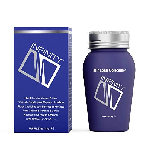 Infinity Hair Loss 852741004027 producto para la pérdida de cabello - productos para la pérdida de cabello (Unisex)