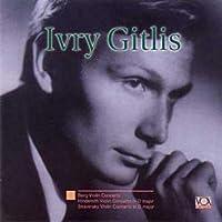 Ivry Gitlis: Berg Hindemith Stravinsky Violin Concert (2002-07-28)