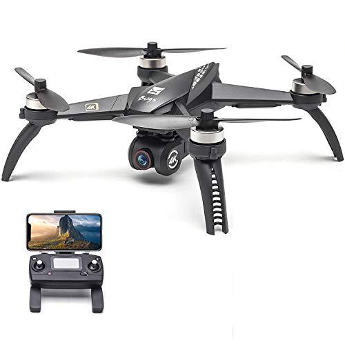 Festnight Bugs 5W B5W RC Drone con videocamera 4K Drone 5G WiFi Brushless RC Quadricottero Traccia GPS Volo Punto di Interesse Gesto Foto Video