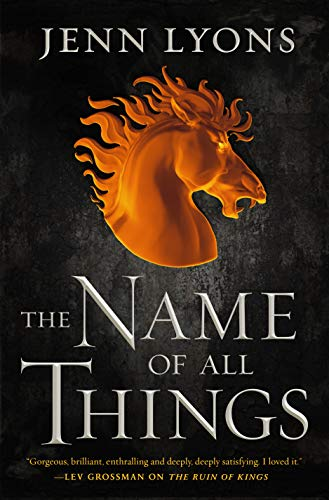 The Name of All Things (A Chorus of Dragons Book 2) (English Edition)