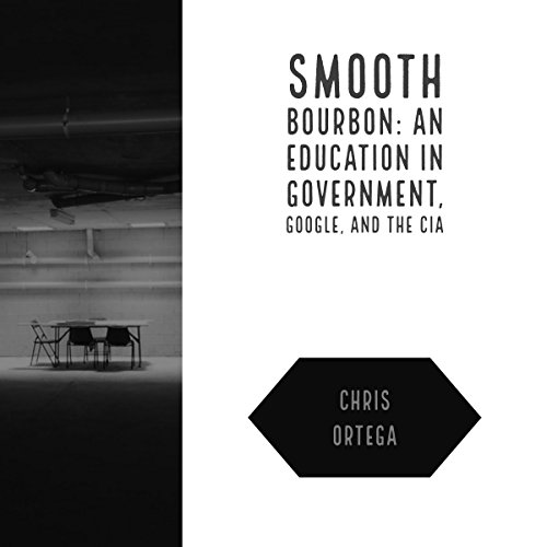 Smooth Bourbon audiobook cover art