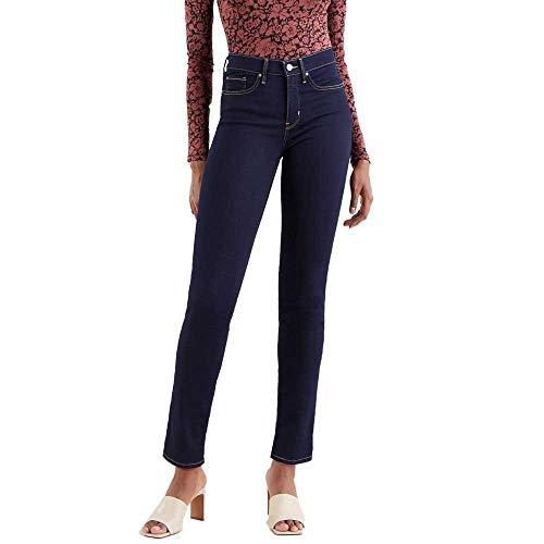 Levi's 312 Slim - Jeans para Mujer, Azul (Fun Times 0056), W33/L34