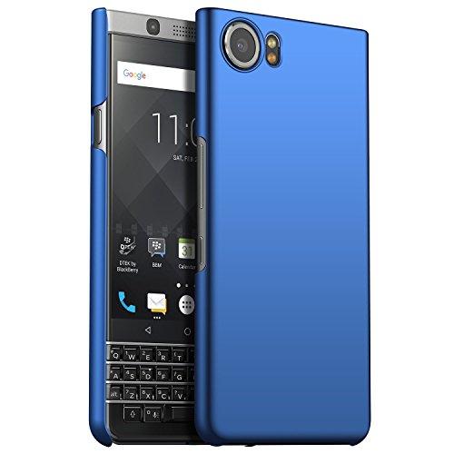 CiCiCat BlackBerry Keyone Hülle Handyhüllen, Hard PC Back Cover Hülle Schutz Hülle Tasche Schutzhülle Für BlackBerry Keyone. (BlackBerry Keyone 4.5'', Blau)