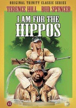 Estoy con los hipopótamos / I'm for the Hippos ( Io sto con gli ippopotami ) ( I am for the Hippopotamus ) [ Origen Danés, Ningun Idioma Espanol ]