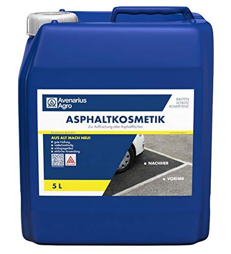 Avenarius Agro Asphaltkosmetik Anstrich für Asphalt-Flächen 5 Liter