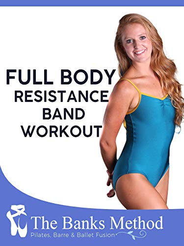 Full Body Resistance Band Workout | The Banks Method