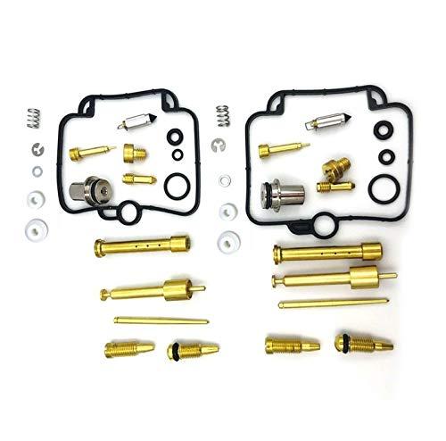 IUEFINUEN Nueva Herramienta de reparación del carburador 2 Kits de Reparación de...