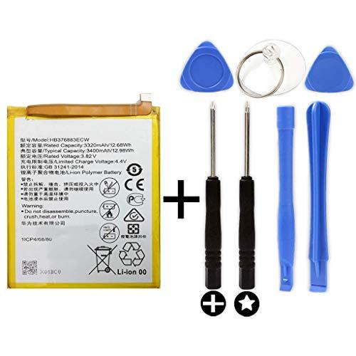 Bateria Huawei P9 Plus + Kit Herramientas/Tools   HB376883ECW   Dual Sim