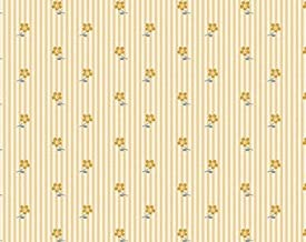 Little House on the Prairie Floral Stripe A 7956 TL from Andover