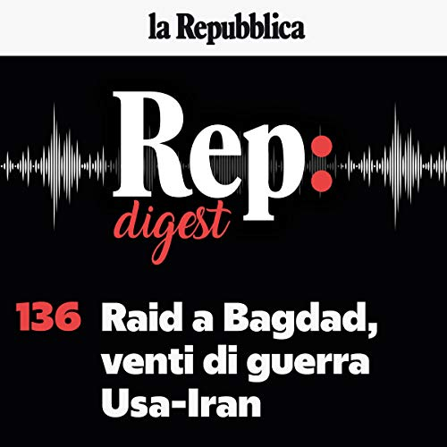 Couverture de Raid a Bagdad, venti di guerra Usa-Iran